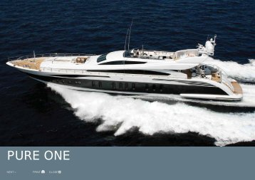 PURE ONE - Paradise Yacht Charters