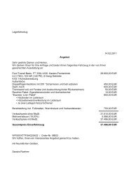 Lagerfahrzeug 14.02.2011 Angebot Sehr ... - Autohaus Konrad