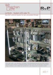 Lichtrohrsysteme
