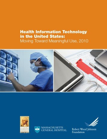 Health Information Technology in the United States - Phil Block's ...