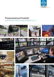 Scarica il Catalogo Pelco 2010 (.pdf 2,77Mb) - Schneider Electric