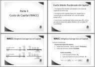 WACC - IAG - A Escola de Negócios da PUC-Rio