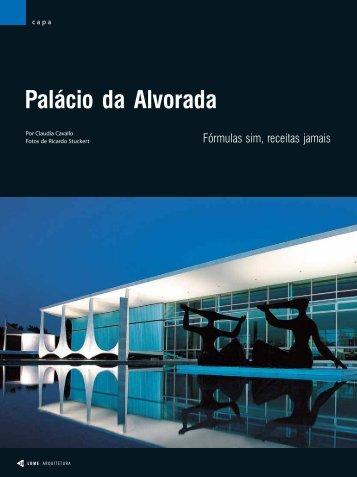 Palácio da Alvorada - Lume Arquitetura