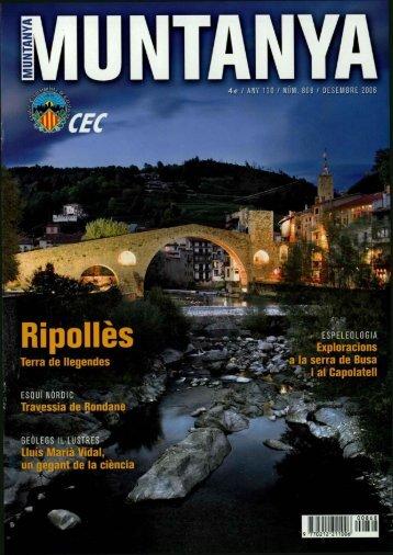 Ripollès - Biblioteca del Centre Excursionista de Catalunya