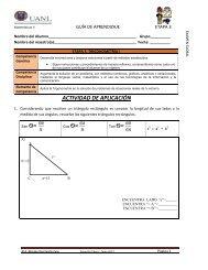 Guía de aprendizaje etapa 3. Trigonometría I - Preparatoria 22