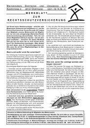 Download als PDF - Mieterverein Dortmund und Umgebung eV