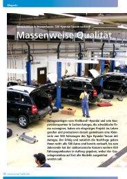 Umrüstaktion in Bremerhaven: 500 Hyundai Tucson verkauft
