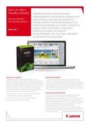 Brochure TAOPIX [PDF, 162 KB] - Canon