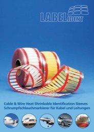 Heat shrinkable sleeves - Labelident GmbH