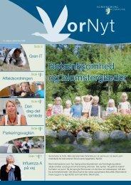 Betænksomhed og blomsterglæder - Vordingborg Kommune