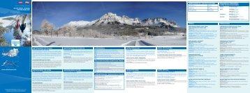 Langlaufen-Rodeln-Winterwandern - WILDER Kaiser