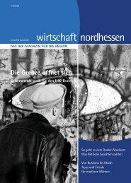 Wirtschaft Nordhessen der IHK Kassel