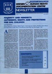 Vol 2 No 1 March 1998 - Community Law Centre