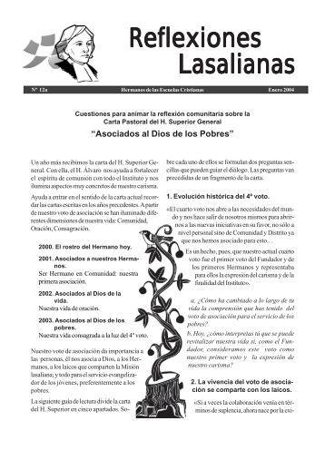 Cuestionario para la reflexión comunitaria de la Carta Pastoral 25 ...