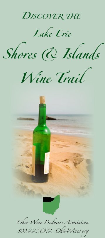 Lake Erie Shores And Islands Wine Trail - TheWineBuzz