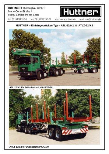 ATL 22/9,2 - Huttner Fahrzeugbau GmbH