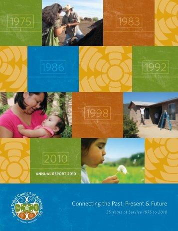 2010 Annual Report (PDF) - ITCA