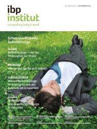Magazin 3 - IBP Institut
