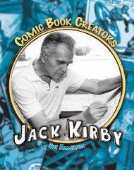Jack Kirby - Comic Book Creators - Sharyland ISD