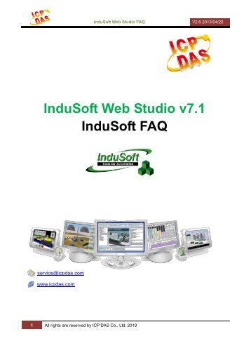 vbscript reference manual for indusoft web studio rh yumpu com InduSoft Web Studio V7.0 Keygen indusoft vbscript reference manual