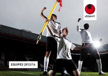 EquipEs 2013/14 - Uhlsport GmbH