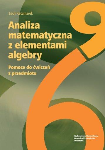 PDF2.65 MB - Wyższa Szkoła Komunikacji i Zarządzania