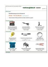 Haustechnik-News Dezember 2011 - Werkzeuglade.ch