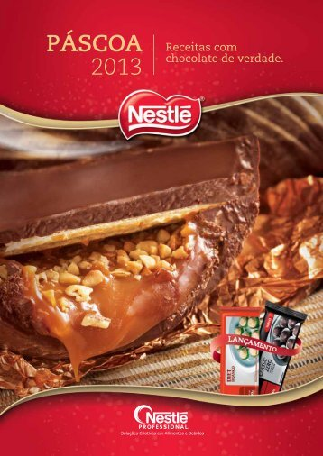 Páscoa 2013 - Nestlé Professional