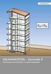 Eurocode 6 - Institut für Massivbau - Technische Universität Darmstadt