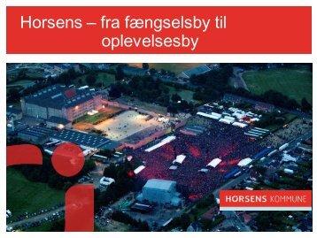 Projektleder Lene Krogh, Horsens Kommune