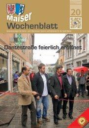 MWB-2013-20 - Maiser Wochenblatt