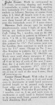 Page 1 Page 2 Two-Piece' Dress No. 2423 5|ZEs :4, |s. lß (Shown at ... - Page 3