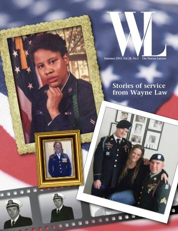 Stories of service from Wayne Law - Wayne State University Law ...