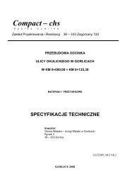 załącznik nr 8 do SIWZ - Urząd Miejski w Gorlicach