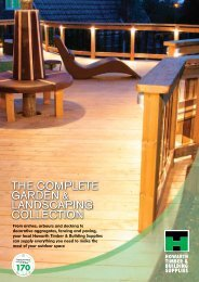 the complete garden & landscaping collection - Howarth Timber
