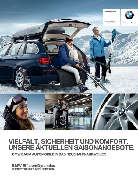 UNSERE AKTUELLEN SAISONANGEBOTE. - BMW Baum Automobile