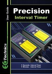 Interval Timer - Ecotechnics.co.uk