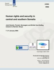 Human rights and security in central and southern ... - Somali - JNA