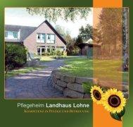 Lohne_Ansicht - Pflegeheim Landhaus Lohne