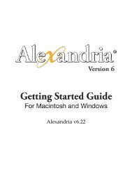Alexandria Hosted Service v6 20 2 - Library Automation Software