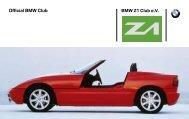 Clubausweiß (muster)... - BMW Z1 Club e.V.