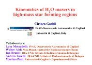 VLBI observations of H 2 O masers towards high-mass Young ...