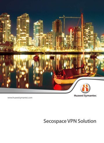 Secospace VPN Solution - Utopia Technology