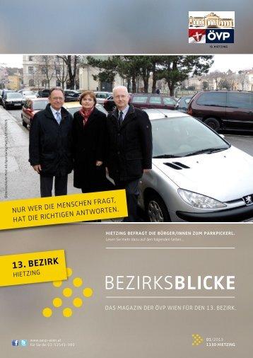 bezirkSblicke - ÖVP Wien