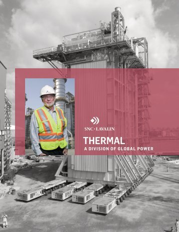 THERMAL - SNC-Lavalin Thermal Power