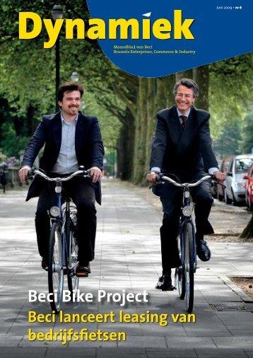 Beci Bike Project - Union des Entreprises de Bruxelles