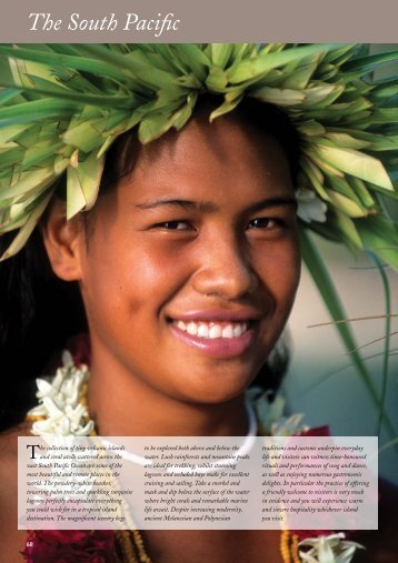 The South Pacific - Audley Travel