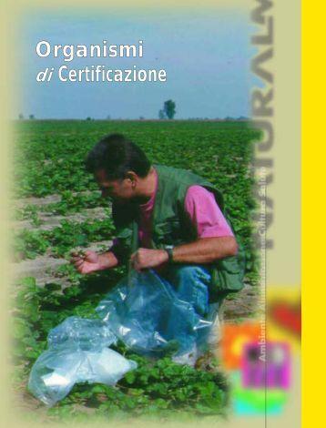 4. Organismi di certificazione - Nuovo CESCOT Emilia Romagna