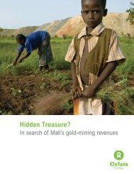 Hidden Treasure? - Revenue Watch Institute