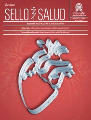 Revista Sello y Salud N°4 - Universidad Andrés Bello